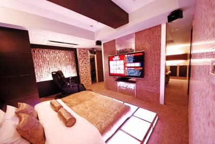 R611 ベッドルーム