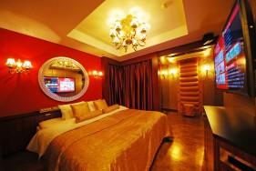 R212 アラブ王の寝室